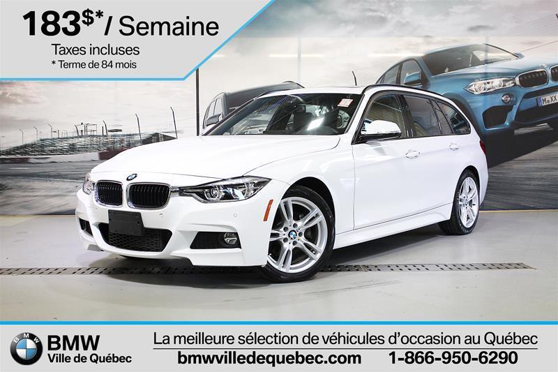 BMW 328 2018 xDrive Touring #23354A