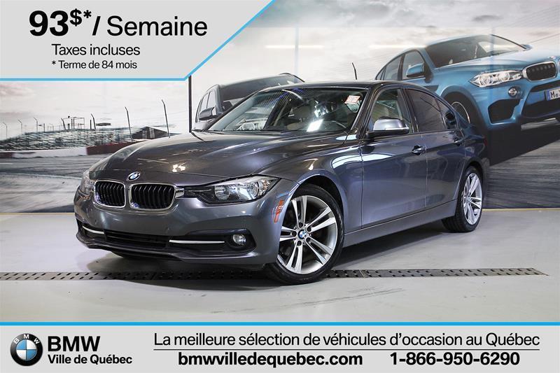 BMW 320 2016 xDrive Sedan #U5559