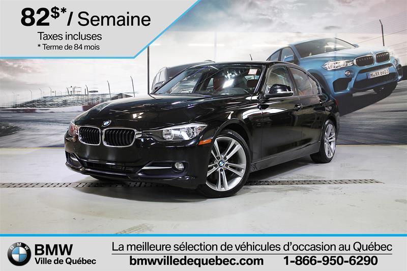 BMW 320 2015 xDrive Sedan (3C37) #U5350A
