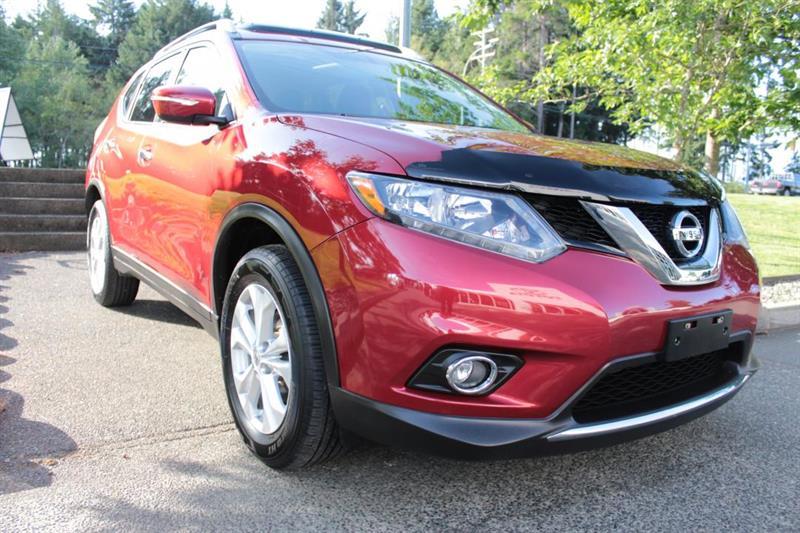 2018 Nissan Rogue Back-up Camera-Bluetooth-Navigation #12550B
