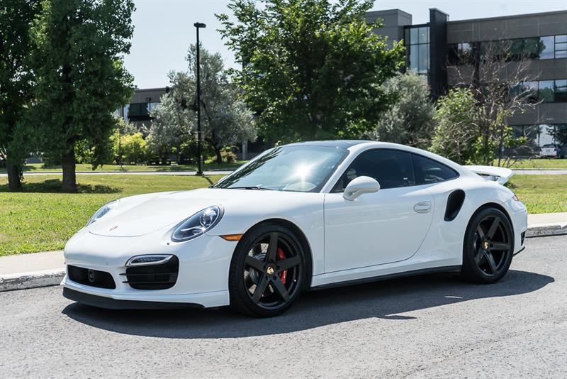 2014 Porsche 911 Turbo #LA2003B