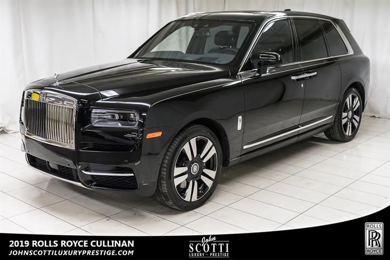 Rolls-Royce Cullinan 2019 Launch Package #C0411