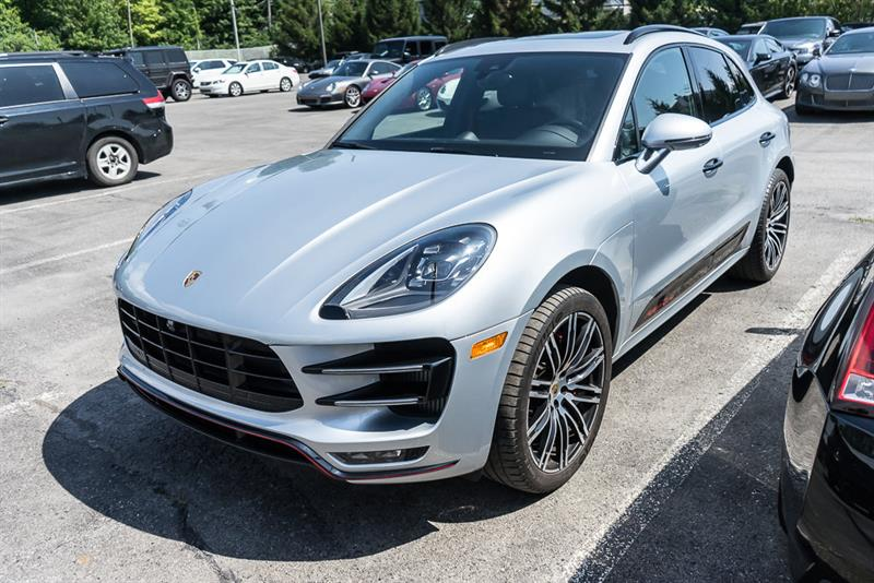 Porsche Macan 2018 Turbo Performance Package #LA1993A