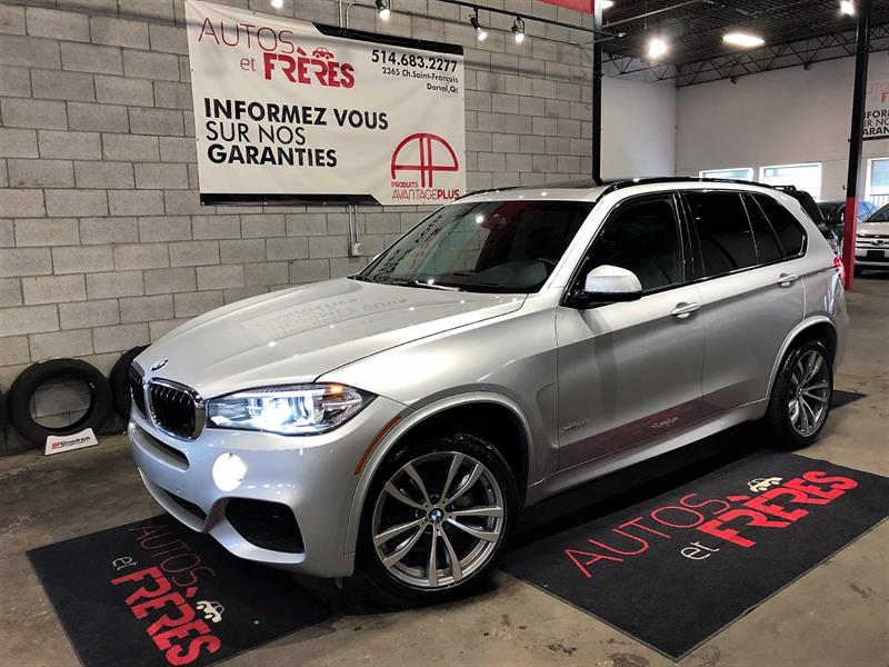 BMW X5 2015 AWD 4dr xDrive35i #3099