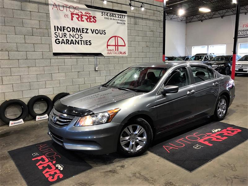 Honda Accord Sedan 2011 SE #840