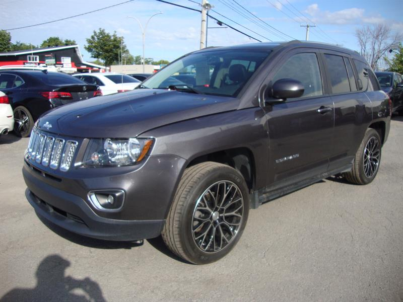 Jeep Compass 2016 4WD 4dr High Altitude #M0015
