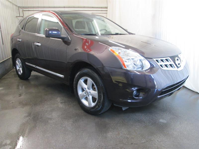 Nissan Rogue 2013 Special Edition #9-0804