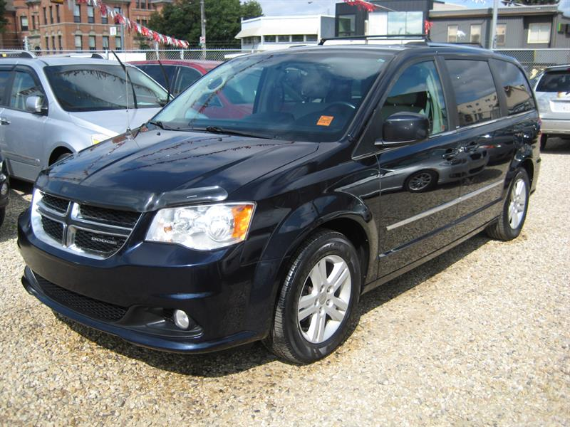 2011 Dodge Grand Caravan 4dr Wgn Crew #632497