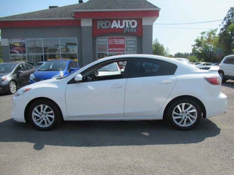 Mazda Mazda3 2012 4dr Sdn GX #10622