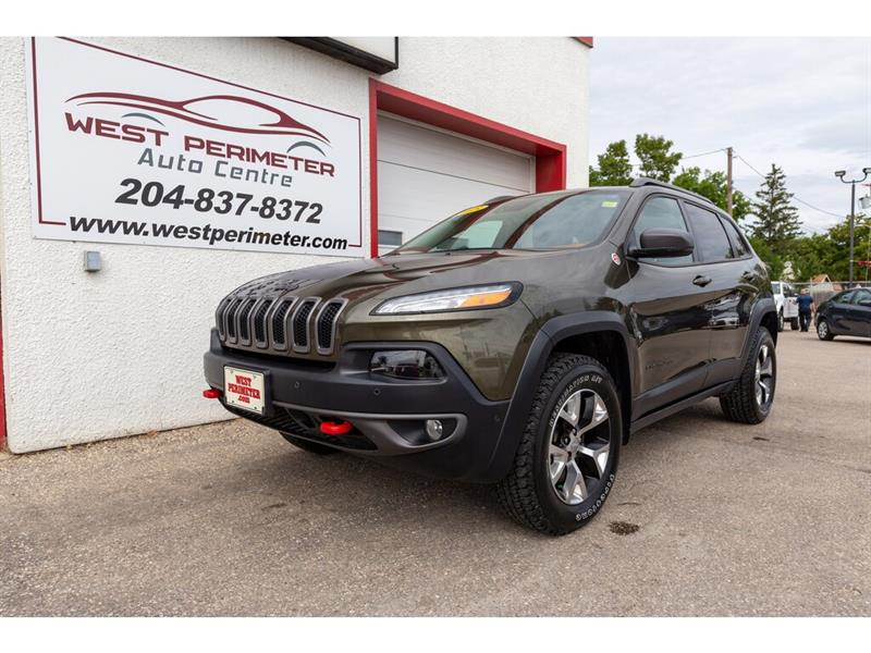 2015 Jeep Cherokee Trailhawk #5610