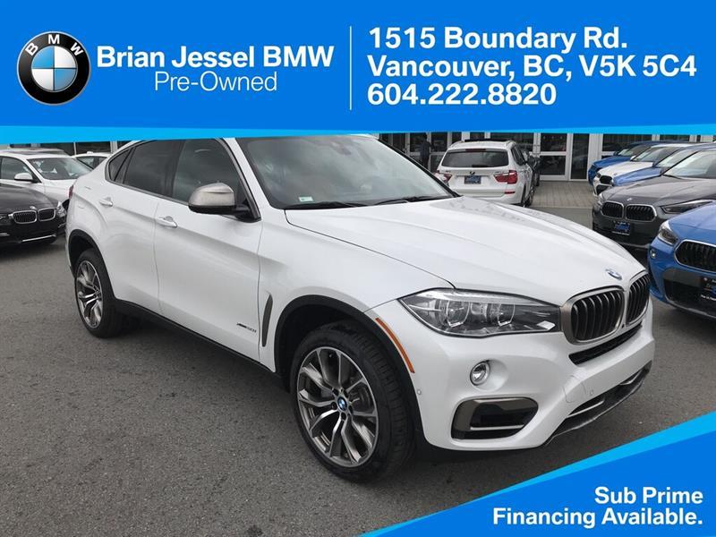 2018 BMW X6 #BP8263