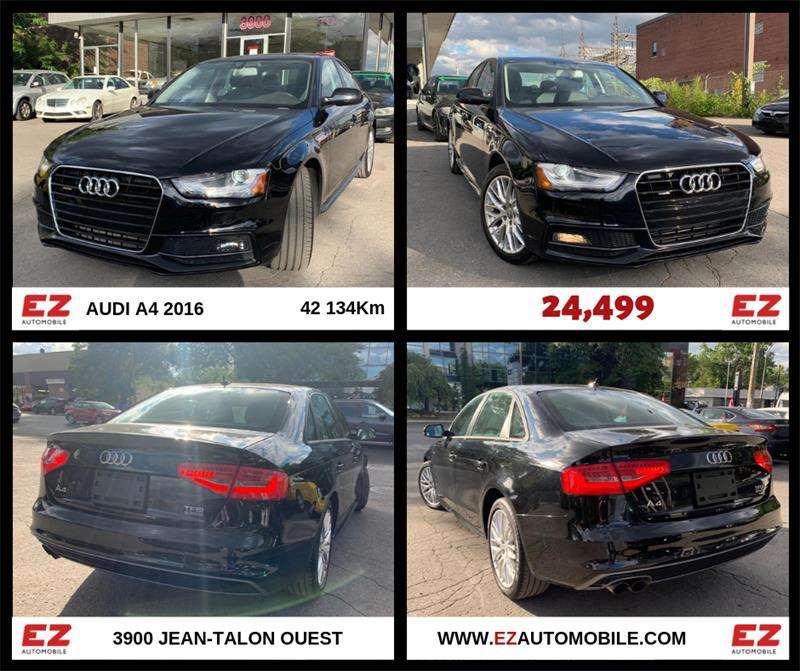 Audi A4 2016 4dr Sdn Auto Komfort plus quattro