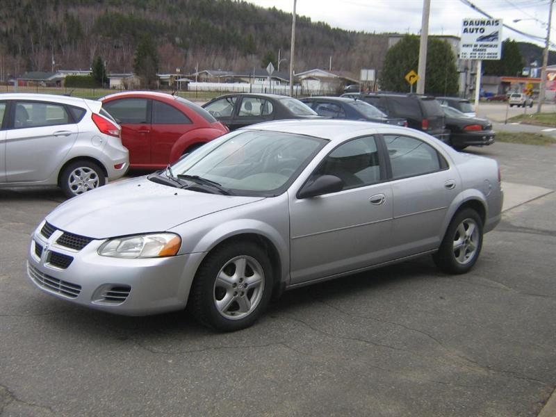 Dodge Stratus Sdn 2006