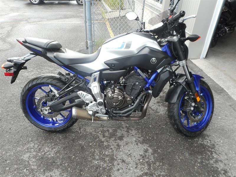 Yamaha FZ07 2016