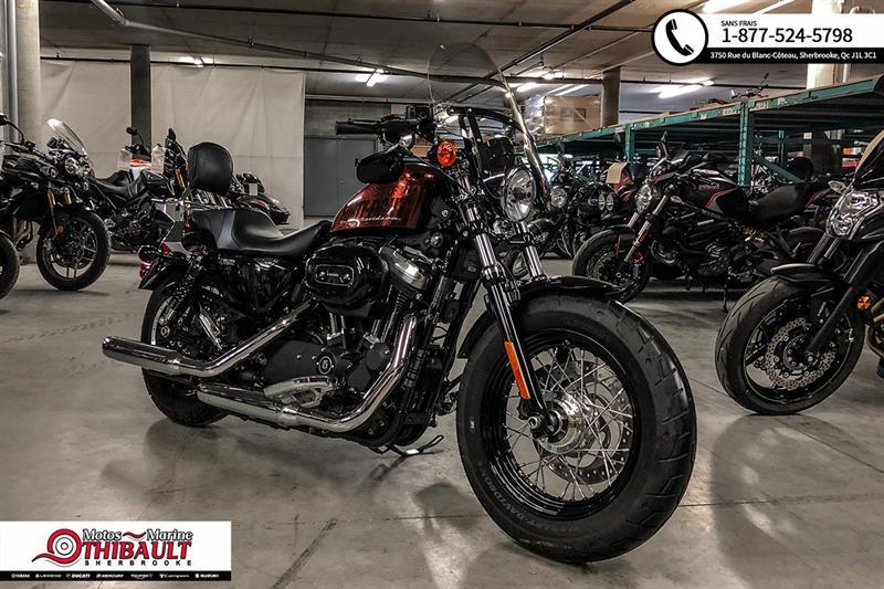 Harley Davidson XL 1200X 2014