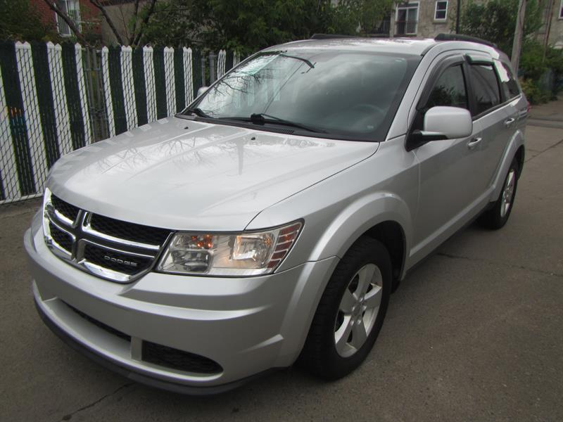 Dodge Journey 2011 Value Pkg ** PAY WEEKLY $49 SEMAINE  #2469  **T511004