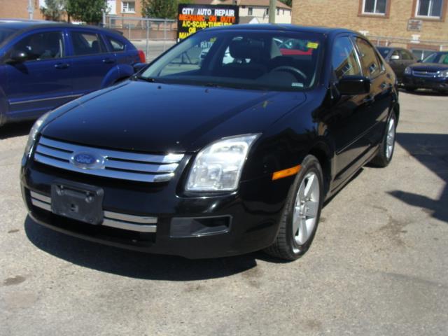 2006 Ford Fusion S E V 6 #1783