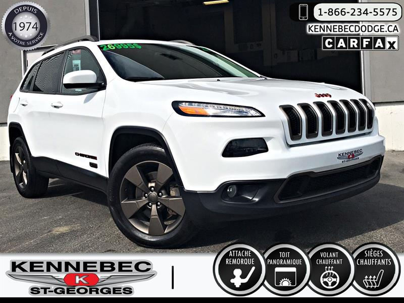 Jeep Cherokee 2016 4WD 4dr 75th Anniversary #05092a