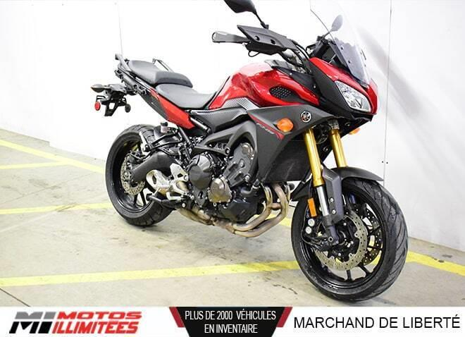 Yamaha FJ-09 ABS 2015