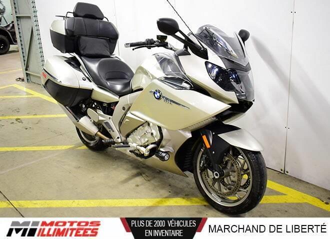 BMW K1600GTL 2013