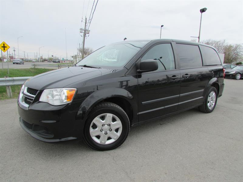 Dodge Grand Caravan 2012 SE 7 PASS A/C CRUISE !!! #4266