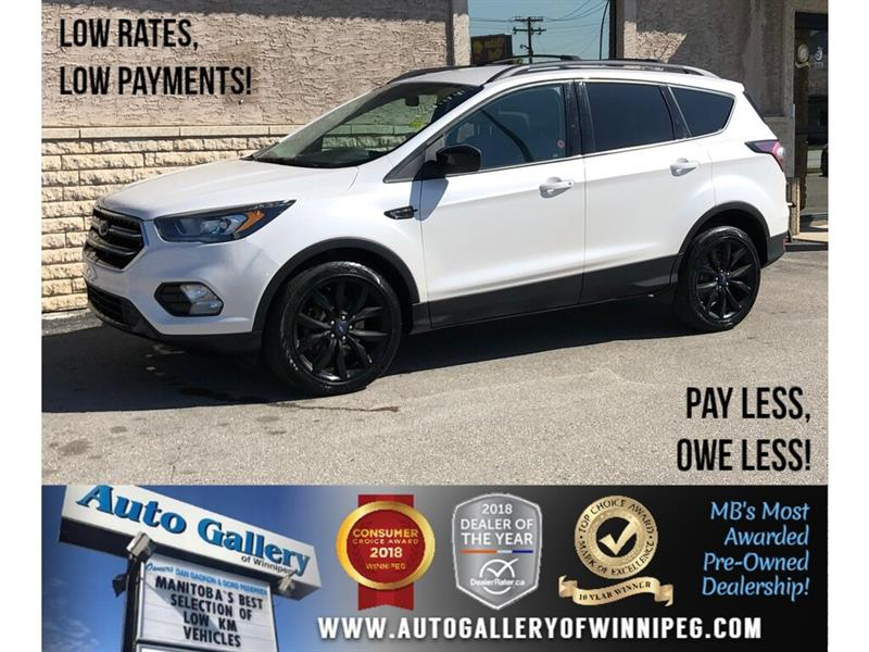 2017 Ford Escape SE *AWD/B.tooth/Back.Cam/Htd Seats #24038