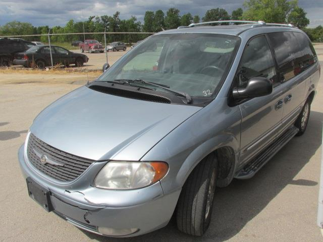 2004 Chrysler Town - Country 4dr Limited AWD #1146-1-2