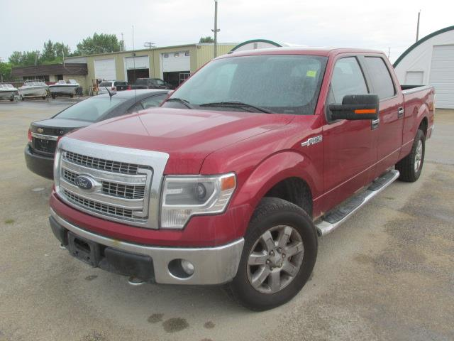 2014 Ford F-150 4WD SuperCrew #1146-1-22