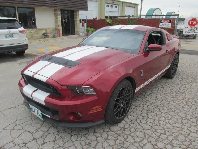 2014 Ford Mustang 2dr Cpe Shelby GT500 #1146-1-40