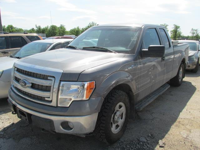 2014 Ford F-150 4WD SuperCab #1146-1-43