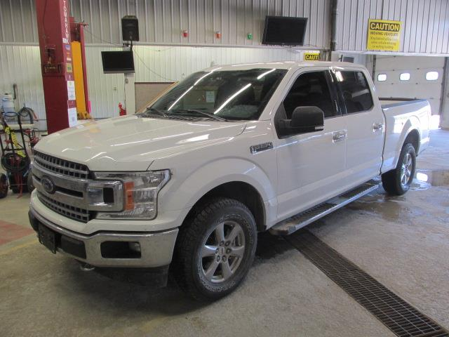 2018 Ford F-150 4WD SuperCrew Box #1146-2-60