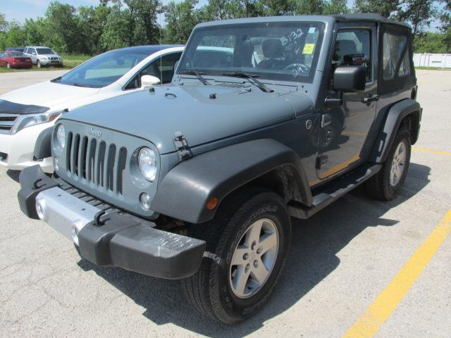 2014 Jeep Wrangler 4WD 2dr Sport #1146-1-62