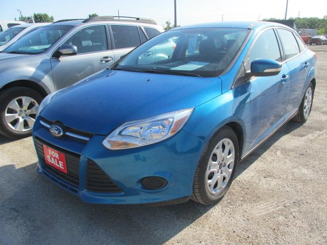 2014 Ford Focus 4dr Sdn SE #1146-1-70