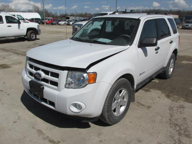 2010 Ford Escape 4WD 4dr I4 ECVT Hybrid #1146-1-78