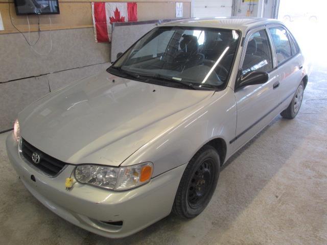 2002 Toyota Corolla 4dr Sdn #1146-3-2