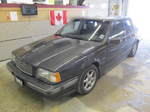 1993 Volvo 850 4dr Sedan #1146-3-3