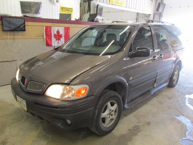 2005 Pontiac Montana 4dr Ext WB #1146-3-4