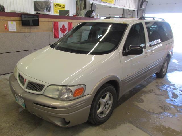 2005 Pontiac Montana 4dr Ext WB #1146-3-8