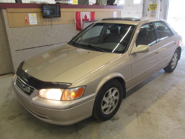 2001 Toyota Camry 4dr Sdn #1146-3-9
