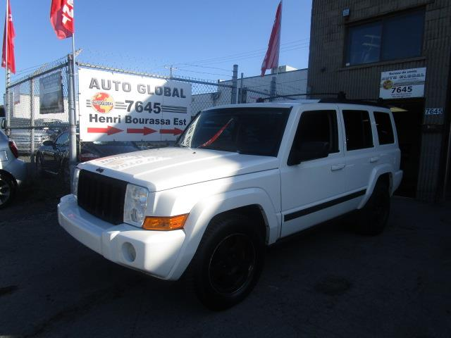 Jeep Commander 2010 4WD Sport 7 Passagers Mags  #19999999