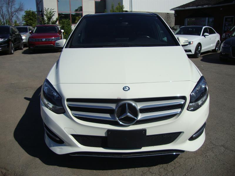 Mercedes-Benz B-Class 2015 B 250 Sports 4MATIC AMG NAV-TECH-19MAGS #M0037