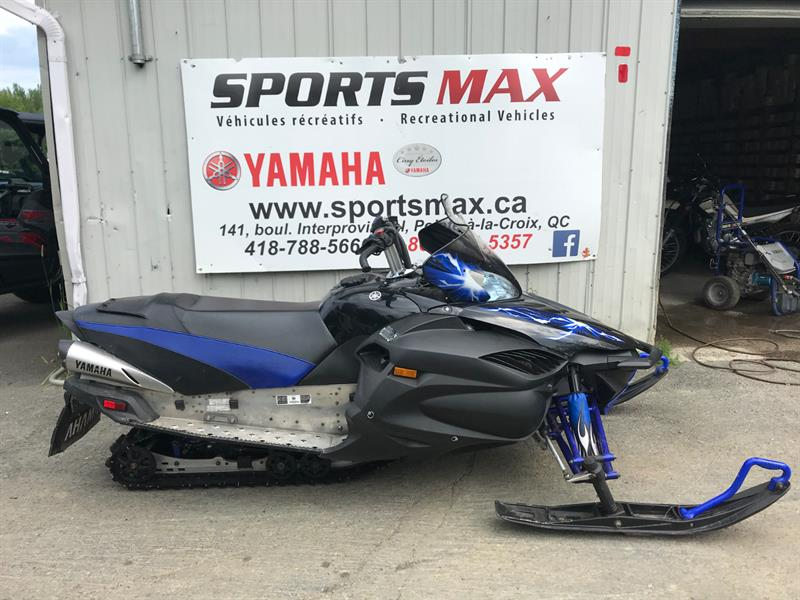 Yamaha Apex 2007