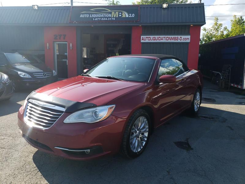 Chrysler 200 2011 2dr Conv Touring #232