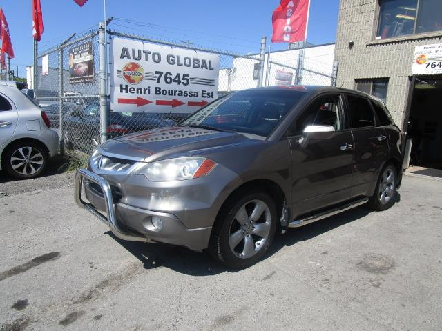 Acura RDX 2007 Technology Package Navigation Caméra Recule #19-868