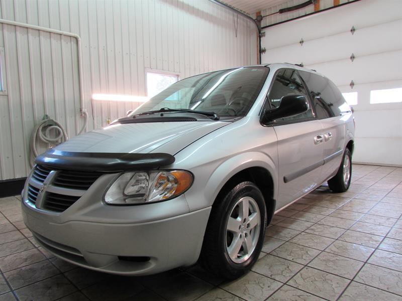 2007 Dodge Caravan 4dr Wgn SXT #07-11131