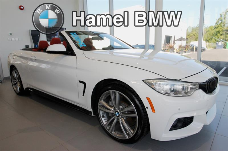 BMW 4 Series 2016 2dr Conv 435i xDrive AWD #u19-193