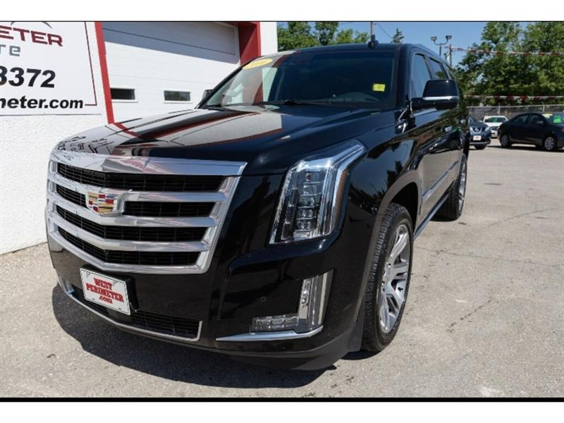 2016 Cadillac Escalade Premium Collection #LSE387