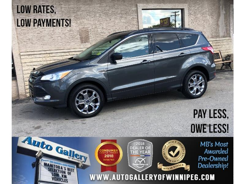 2016 Ford Escape SE *AWD/Htd Seats #24026