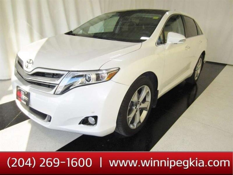 2015 Toyota Venza *Loaded w/ Navi., Heated Seats And More!* #15TV19919
