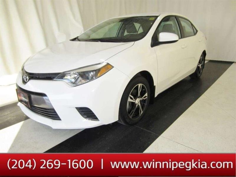 2015 Toyota Corolla LE *Remote Start, Winter Tires On Rims!* #19SR292A